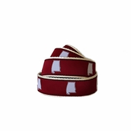 State Traditions Little Boys Game Day Youth Belt - Alabama