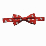 State Traditions Little Boys Game Day Youth Bow Tie - Alabama Tuscaloosa