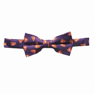 State Traditions Little Boys Game Day Youth Bow Tie - Clemson Colors