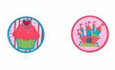 Switch-a-Roo GIRL Spring Patches