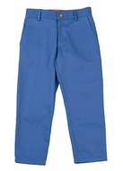 TF Laurence by Florence Eiseman Boys Blue Skinny Twill Pants