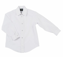 TF Laurence by Florence Eiseman Boys White Dress Shirt