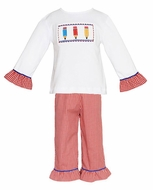 Toddler Girls Pants Outfits & Sets
