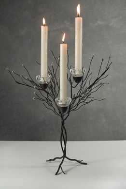 Tree Candle Holder Centerpiece