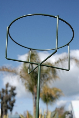 """36"""" Plant Stand Holder Metal Stake"""