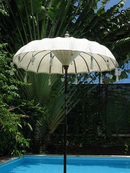 Wedding Umbrella White