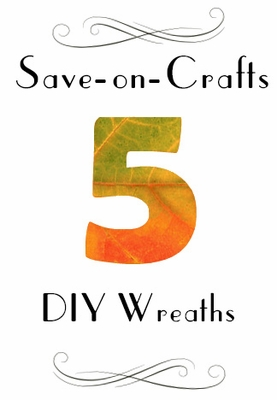Top 5 DIY Wreaths