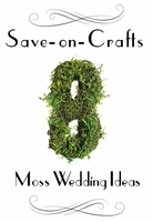 8 Moss Wedding Ideas