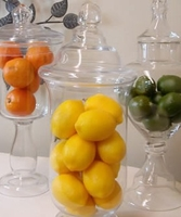 Artificial fruit and vegetables