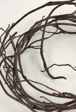 Artificial Twig Garland 12' Dark Brown