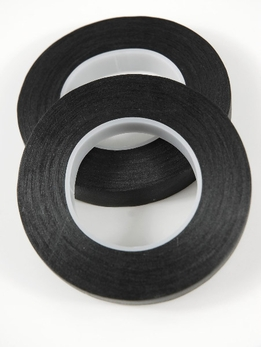"Atlantic Brand Black 1/2"" Floral Tape 90'"