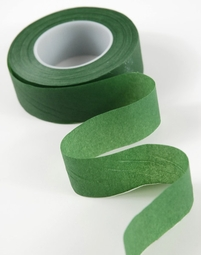 "Atlantic Brand Green 1"" width Stem Wrap Tape 90 feet"