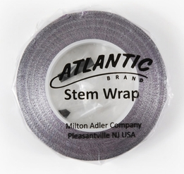 "Atlantic Brand Metallic Purple 1/2"" Floral Stem Tape 60'"