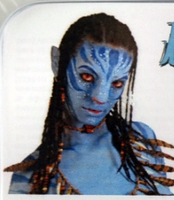 Avatar Face Paint Set (Na'vi ) 3 colors
