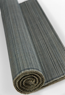 Bamboo Table Runners 72 x13 Smoke Grey