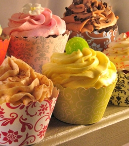 Bella Cupcake Couture Cupcake Wrappers Assorted