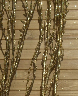 Birch Branches Gold 3-4 ' (4 branches)