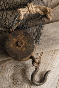 Block and Tackle Pulley