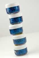 Blue Body Glitter 12ML Glitter Dust Snazaroo
