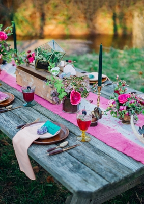 Boho Wedding Ideas & Inspiration