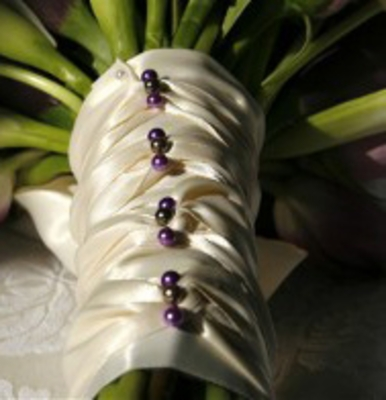 Bouquet  & corsage pins, jewels, boxes