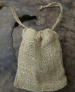 Burlap Bags 6in | Pack of 12