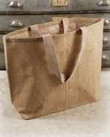 Burlap Bags with Handles 22x16