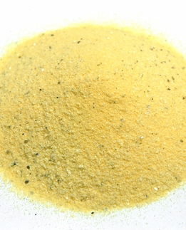 Canary Yellow Sparkle Sand 2 lbs