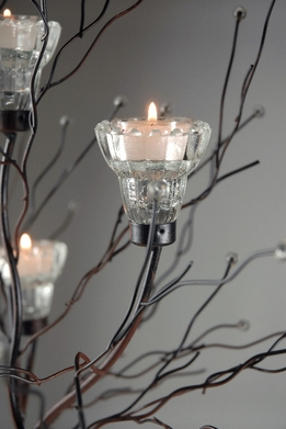 Candle Holders and Chandeliers