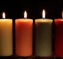 Candles by Color