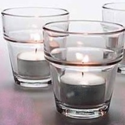 Candles, Candle Shades, Candle Rings & Candleholders