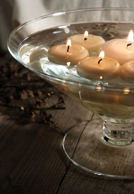 Candles - Floating - Candle Bowls