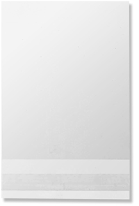 "Cardmaking Supplies: Crystal Clear Card Sleeves (fits up to 5.25"" x 7.25"" ) A7 size"