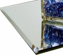 Centerpiece Mirror Square 8in (6 mirrors)