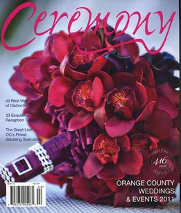 Ceremony Magazine Orange County 2011