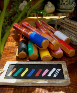 Chalkboard Markers - Set of 8 Colors