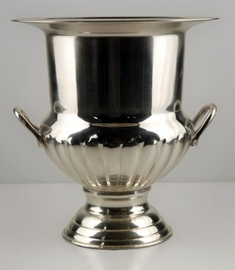Champagne Bucket Silverplated