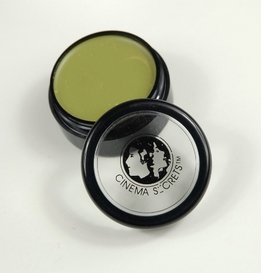 Cinema Secrets Professional Face Makeup Forensic Green 1/4 oz