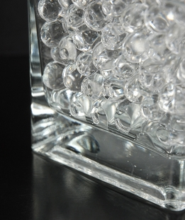 Clear Jumbo Water Pearls (5.2oz)