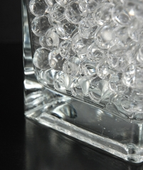 Clear Jumbo Water Holding Pearls (5.2oz)