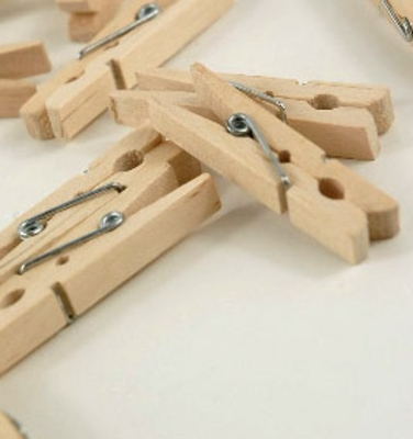 clothes pins, clips, alligator clips, staples
