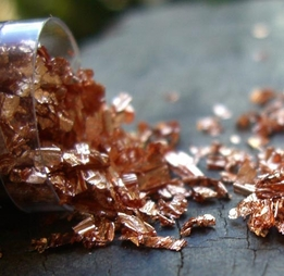 Copper Dust Sprinkles .1 ounce