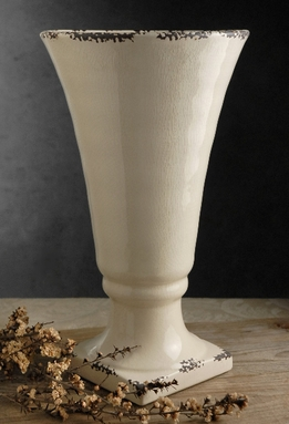 Crackle Glaze Ceramic Vase