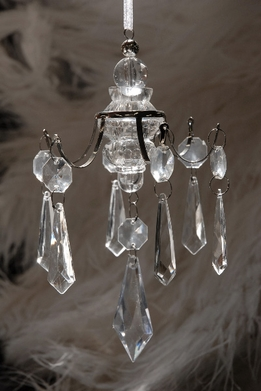 Crystal Chandelier Hanger 5.5in