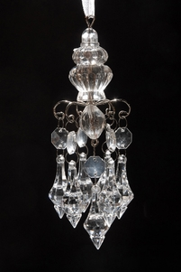 Crystal Chandelier Hanger 6in