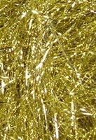 Crystal Fibers Gold 3/4 oz. bag