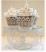 Cupcake and Cake Stand Wrappers