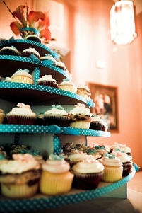 Cupcake trees and Cake stands