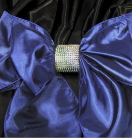Diamond Wrap to use on chair sashes