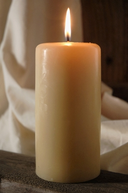 "Discount Pillar Candles 5 & 6""  tall"